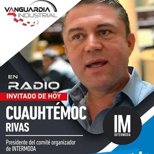 Cuauhtémoc Rivas, Presidente del Comité Organizador de INTERMODA