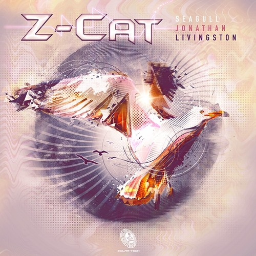 """Z-Cat EP """"Seagull Jonathan Livingston"""" OUT NOW ✹"""