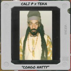 CALI P x TEKA - Congo Natty [VIZION II - LowLow Records]