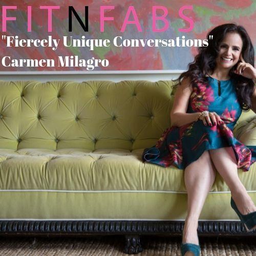 #FUConversations with Carmen Milagro: Featuring Dr. Katerina Rozakis