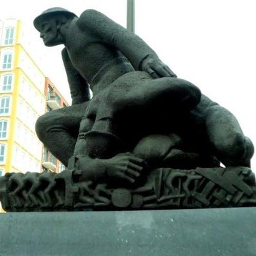 Replica Oorlogsmonument Jac Maris – Leo Ewals
