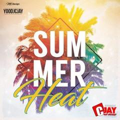 DJCJAY SUMMER HEAT MIX  DANCEHALL / HIP HOP /SOCA / AFROBEATS