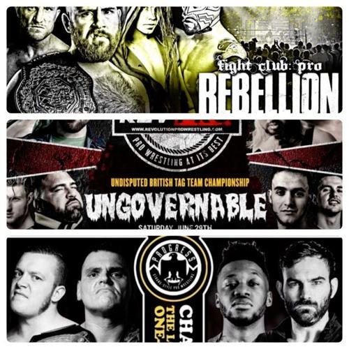 Podcast: Ospreay/Rollins, Fight Club: PRO, Rev-Pro, PROGRESS