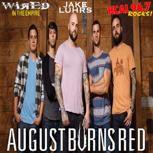 August Burns Red Jake Luhrs Podcast