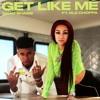 Bhad Bhabie Ft. NLE Choppa - Get Like Me Beat Remix