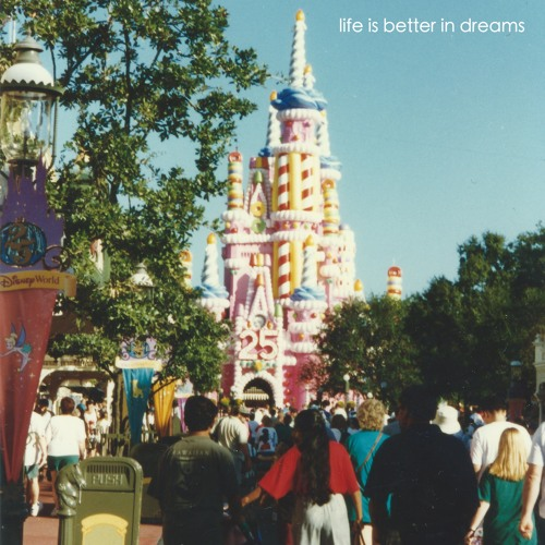 Life Is Better In Dreams