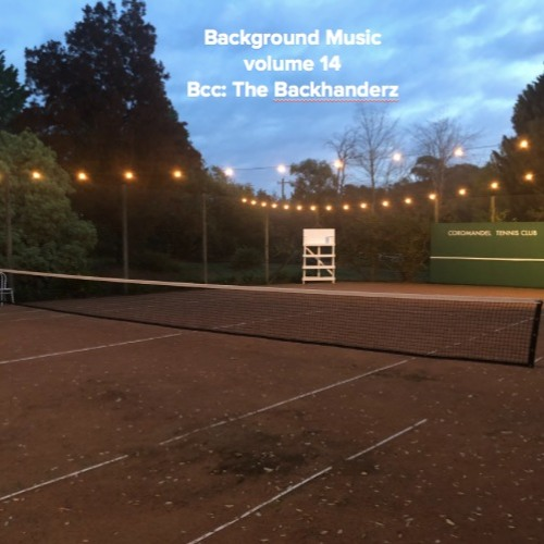 background music: volume 14 bcc: The Backhanderz