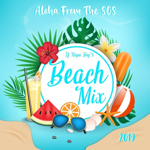 DJ HAPA BOY BEACH MIX 2019