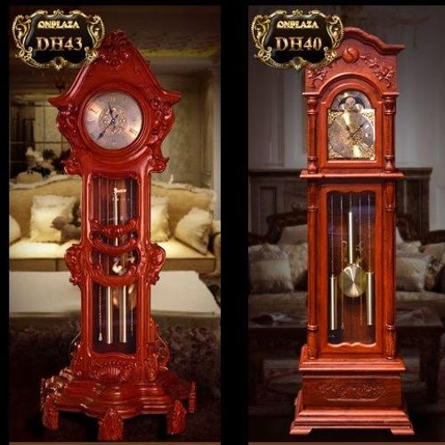 Nhạc chuông điểm giờ của đồng hồ cây hàn quốc bản chuẩn