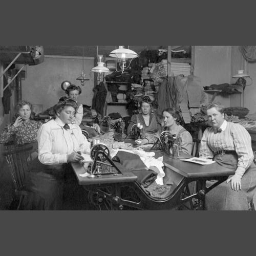Sömmerskorna startade sin egen syfabrik