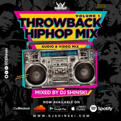 Early 2000's Throwback Hip Hop Mix Vol 1 [50 Cent, Ja rule, Jay Z, Ludacris, Nelly, DMX]