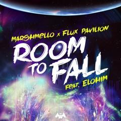 Marshmello x Flux Pavilion - Room To Fall (Feat. ELOHIM)