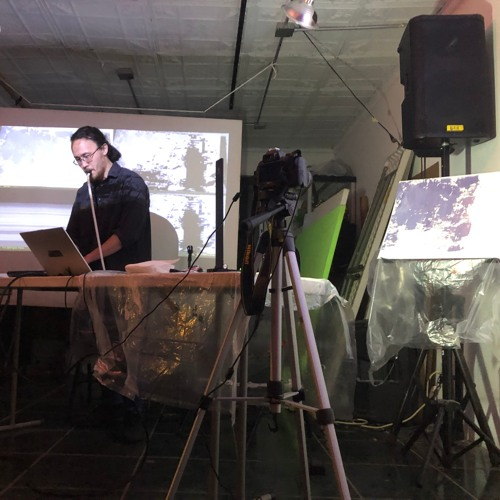 Live at Babycastles: Painting, Spectrophone, Melodicas, Live Code, Aliens