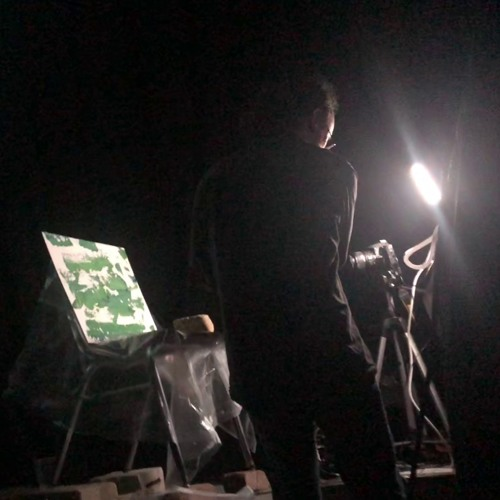Live at H0L0: Painting, Spectrophone, Melodicas, Live Code
