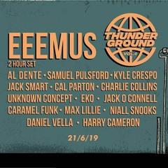Boogiemonsters HAUS @ Thunderground Vol. 4 21.6.19