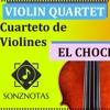 El Choclo | Sheet Music | Download Violin Quartet | Cuarteto de Violines