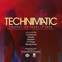 Technimatic Promo Mix - Density