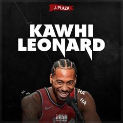 Kawhi Leonard Laugh