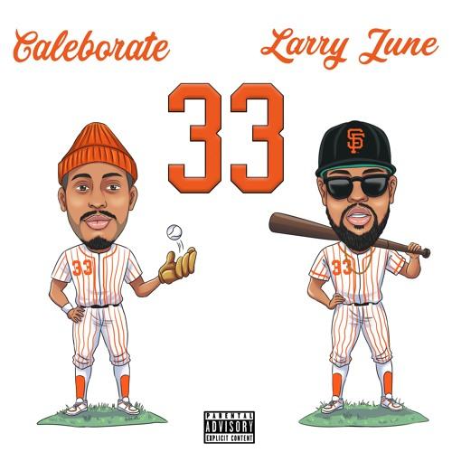 33 (feat. Larry June)