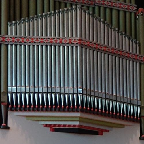 Suite DFG - Trio voor cello, piano en orgel (2019)