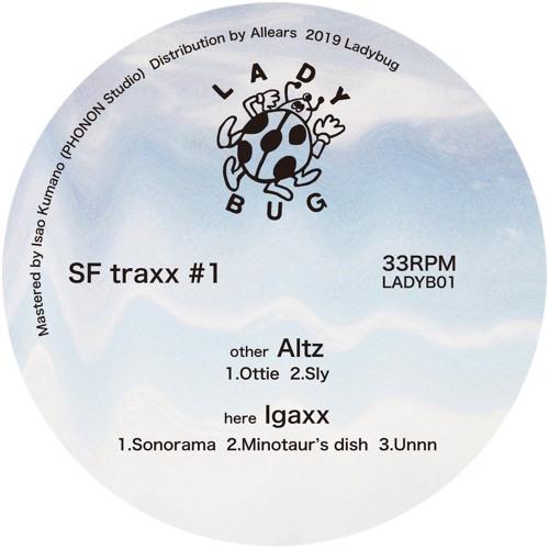 Altz / Igaxx - SF TRAXX#1 (teaser)