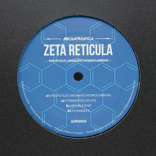 Zeta Reticula - 12 Parsecs [MTRON013]