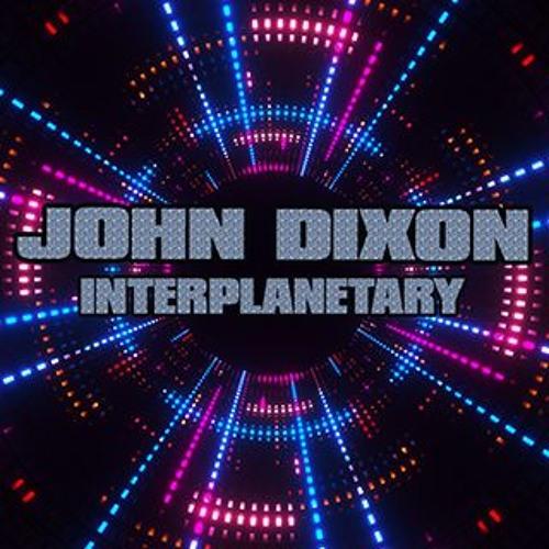 JOHN DIXON  Interplanetary  06 2019