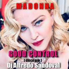Madonna - God Control. (Disco Mix ) Dj Alfredo Sandoval.