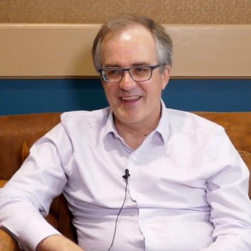 My First CVPR. Christopher Manning, Professor & Director @ Stanford AI Lab