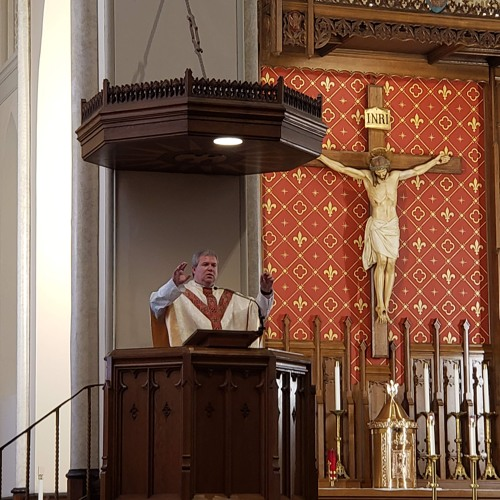 Fr. Jeff Kirby 06-28-19 Homily for the Sacred Heart:  The Burning Heart Of Our Lord