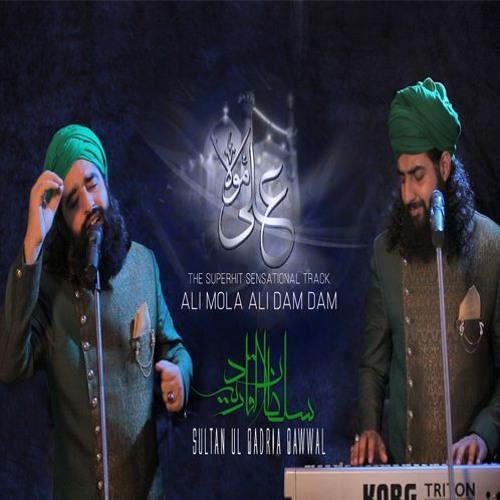 ALI MOLA ALI DAM DAM | Official Full Track | Remix | Tiktok