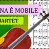 La Donna È Mobile | Cello Quartet | Sheet Music