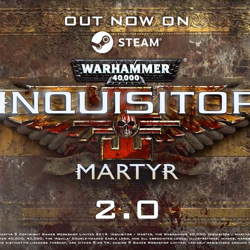 Warhammer 40K: Inquisitor | Patch 2 0 Release Trailer by