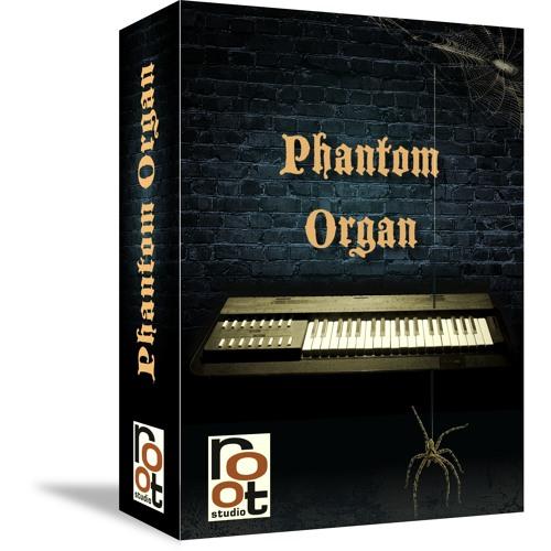 Phantom Organ - sampling library