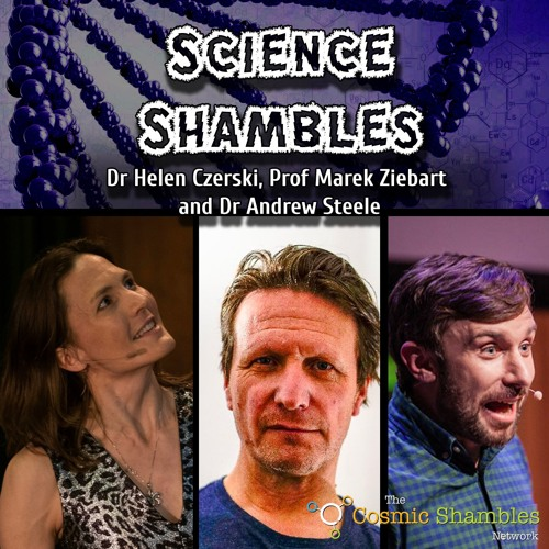 Science Shambles - Satellites, Immortality and Reinventing Humanity