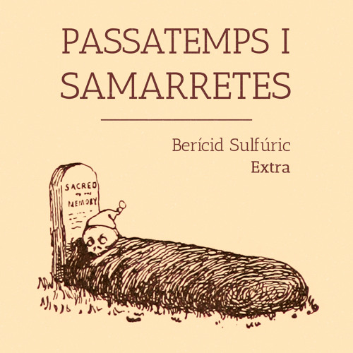 EXTRA - Passatemps i samarretes