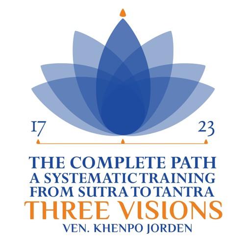 16.2 Ultimate Bodhichitta Insight Wisdom TCP2 Khenpo Jorden EN