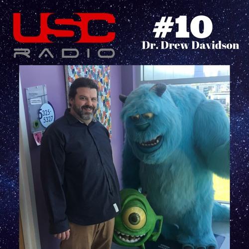 EP10: USC Radio - Dr Drew Davidson