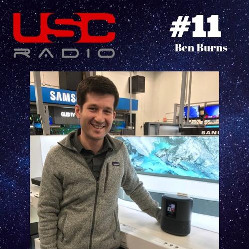 EP11: USC Radio - Ben Burns