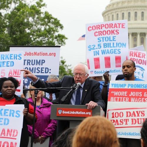Sen. Sanders and the Corporate Media. An Interview with Katie Halper