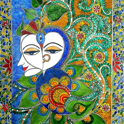 Artist Nehal Shah talks about her painting The Soul  Unity(Hindi)