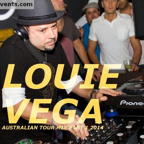 SOUL OF SYDNEY 226: LOUIE VEGA  - Australian Tour Mix Part 1 [Soulful House]   Nov 2014