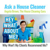 Why Won't my Cleaning Clients Recommend Me?