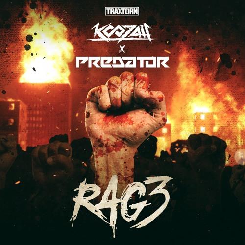 Koozah x Predator - R4G3