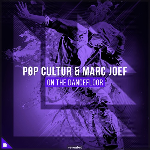 PØP CULTUR & Marc Joef - On The Dancefloor [FREE DOWNLOAD]
