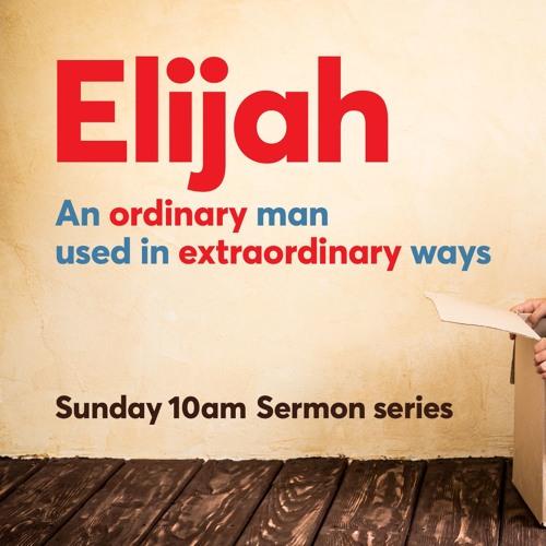 Elijah - Lessons of Faith from Zarepath - Pastor Peter Nielsen