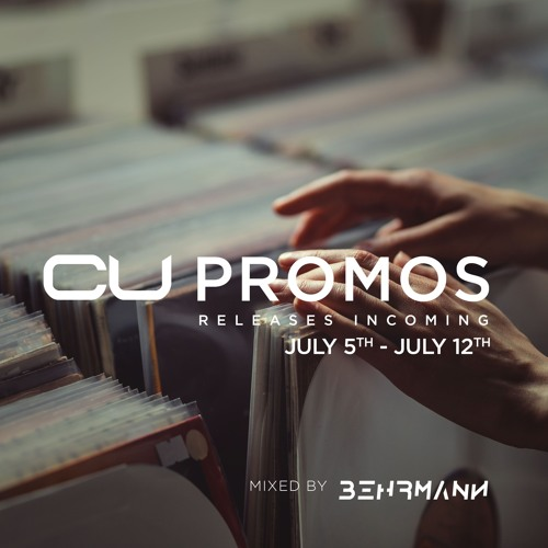 CU Promo Sessions | Episode 13 (July 5th - July 12th)