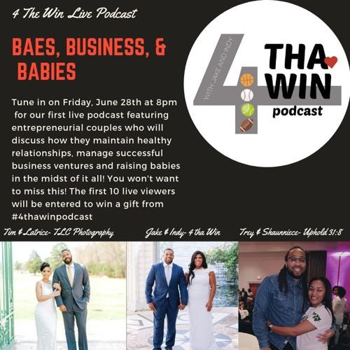Huddle Happy Hour: Baes, Business & Babies