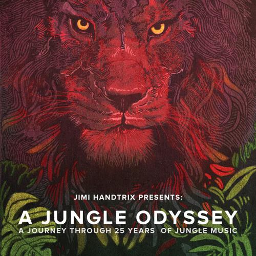 Jimi Handtrix - A Jungle Odyssey