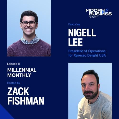 Millennial Monthly 011: Nigell Lee